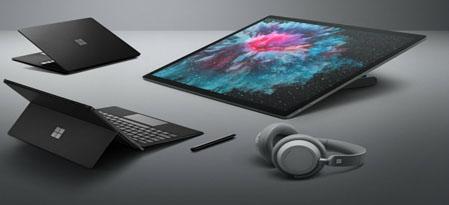 Новинки Microsoft: компьютеры и наушники