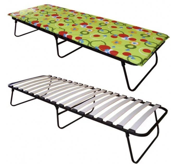 Раскладная кровать на ламелях «Алина»