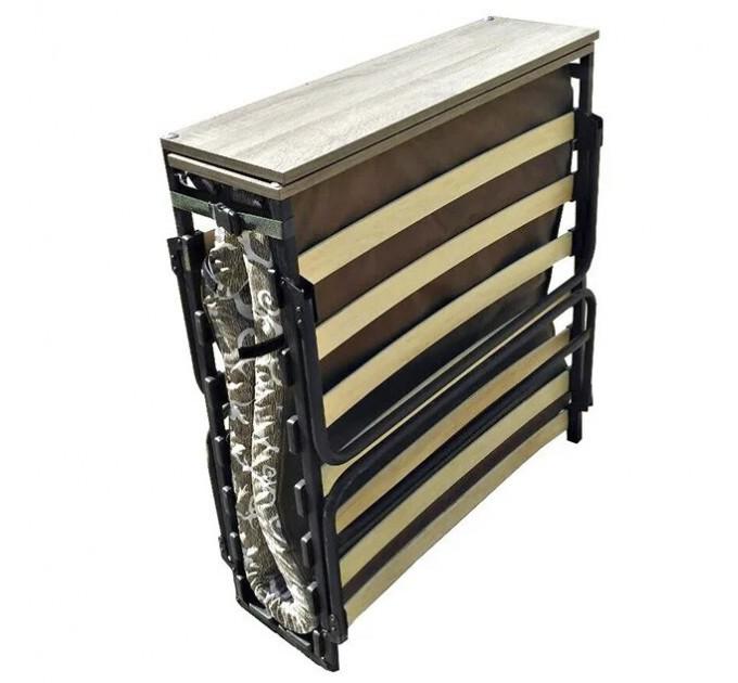 Раскладная кровать на ламелях «Белла»