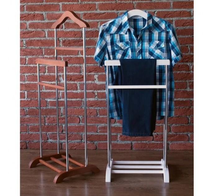 Двойная стойка-вешалка для костюма «Комфорт-2»
