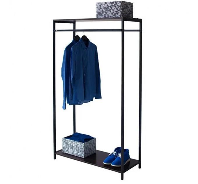 Двойная стойка для одежды «КВАДРО 8»