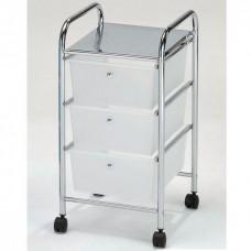 Столик сервировочный-тележка с ящиками BS-1011-3