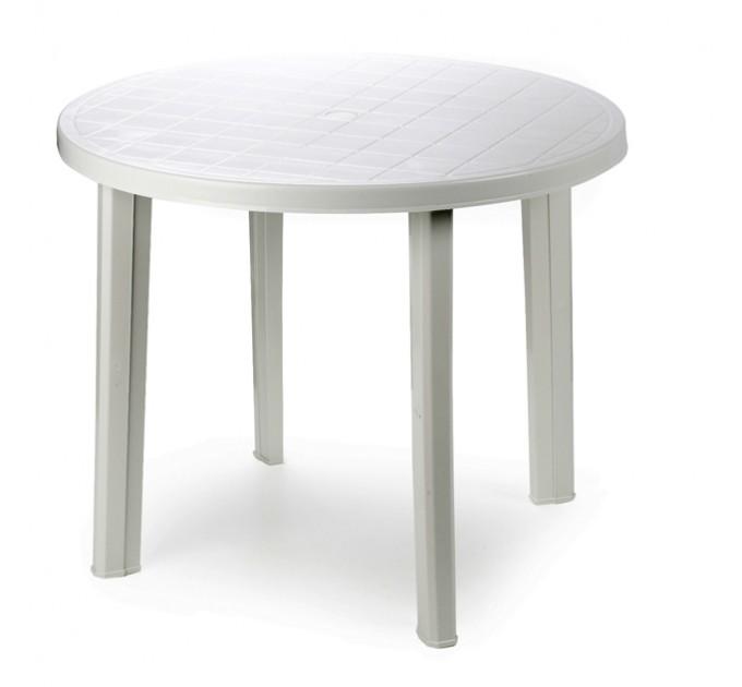 Стол пластиковый «Tondo» (белый)