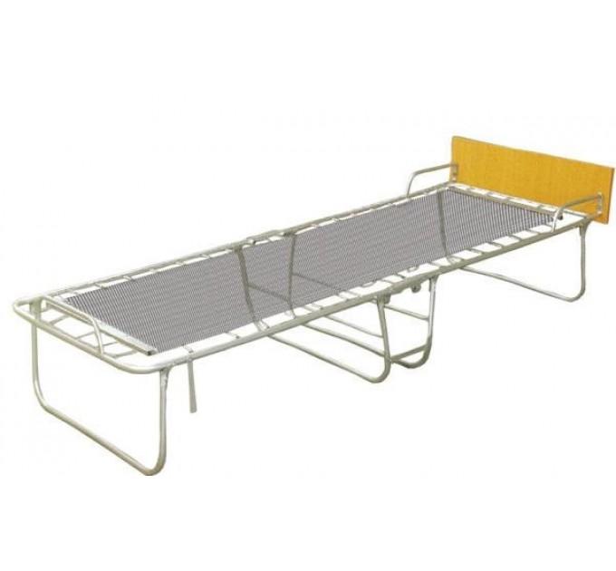 Раскладная кровать на панцирной сетке Лебедь «Комфорт-П»