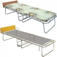 Раскладная кровать на панцирной сетке Лебедь «Комфорт»