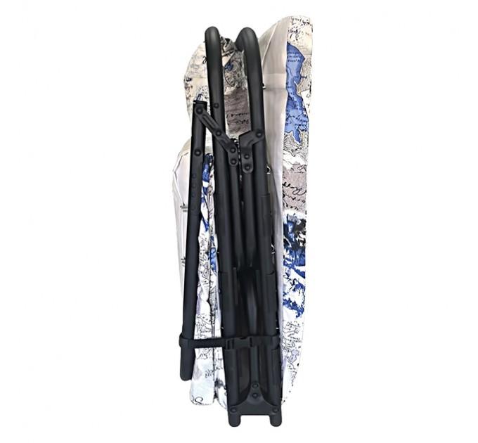 Раскладушка «Париж» с матрасом 6см. на пружинах и ламелях.