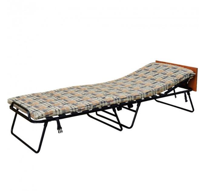 Раскладушка кровать-тумба с регулируемым подголовником «Венеция Люкс»